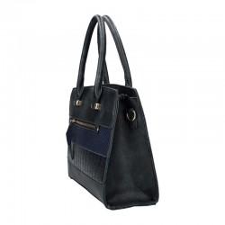 sac à main - bleu marine femme