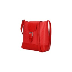 sac besace femme rouge