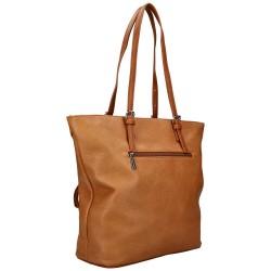 grand sac marron femme