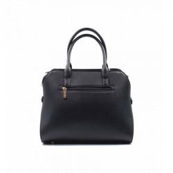 sac à main noir zèbre
