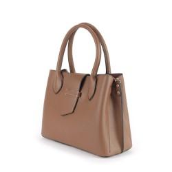 sac à main pour femme de couleur marron