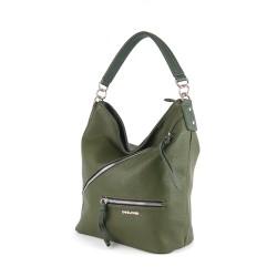 sac à main kaki