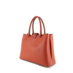 sac à main femme orange