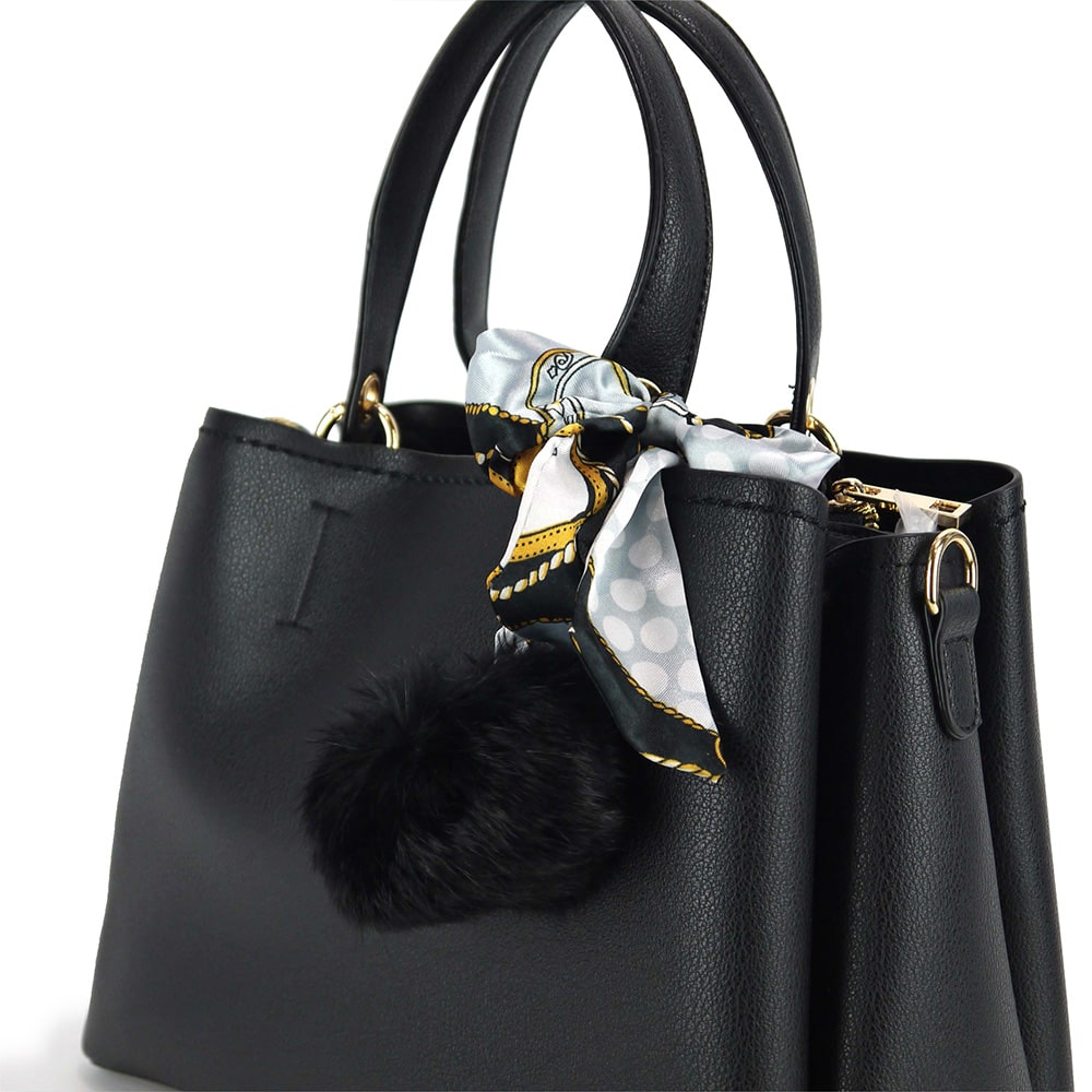 sac a main noir femme